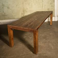 Dining Tables by Reclaimed Wood Dining Tables Urban Evolutions