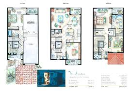 modern contemporary house floor plans 3rd floor house design splendid 3 storey house plans fresh in home