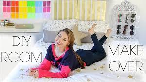 diy room makeover organization decor meredith foster youtube
