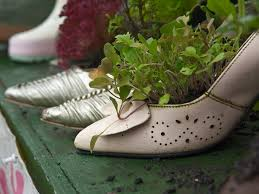 ladies shoes container garden u2013 creative ideas use old shoes to