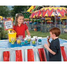 fish cup game idea this diy carnival game is easy to set up and