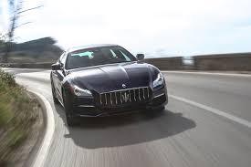 new maserati sedan 2017 maserati quattroporte s q4 granlusso one week review