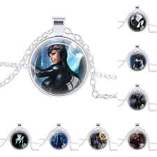 personalized gifts jewelry pendant jewelry comic book necklace gift for