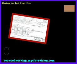 wooden jon boat plans free 093315 woodworking plans and projects