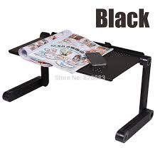 Laptop Cooling Desk Large Laptop Cooling Table Sofa Desk Stand Folding Multi Angle