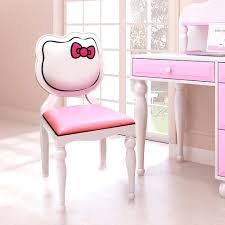 desk chair kids desk chairs hello kitty chair cute study desks