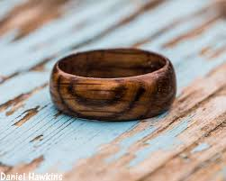 mens wood wedding bands for the grooms 30 rings 300
