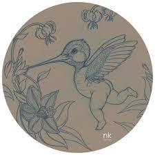 the art of jezabel nekranea baby hummingbird sketch