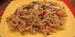 pasta recipes spiral pasta recipes food network canada