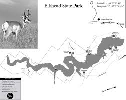 Craig Colorado Map by Elkhead State Park Outthere Colorado