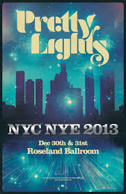 Bassnectar Pretty Lights New Years Eve Runs Hton New York