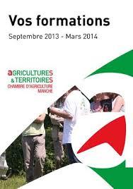 chambre agriculture manche calaméo catalogue 2013 des formations chambre d agriculture manche