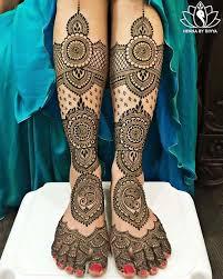 best 25 bridal mehndi design for legs craft ideas