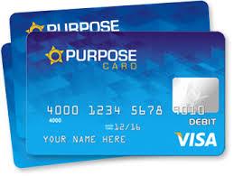 customized debit cards features purpose card