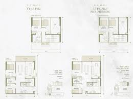 oxley convention city floor plans studio bedrooms and penthouse
