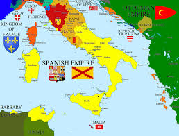 Punic Wars Map The Italian Wars By Hillfighter On Deviantart