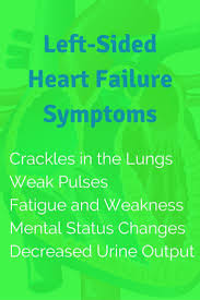 best 25 left sided heart failure ideas on pinterest what causes