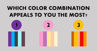 color test quiz what is your actual emotional state based on this color test