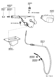 lexus lx450 parts diagram help with fj40 08 80 parking brake lever fix ih8mud forum