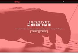 the best new portfolio sites january 2016 webdesigner depot