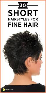 30 short hairstyles for fine hair fine hair hair style and hair