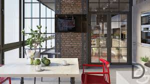 family bohemian industrial loft decoholic