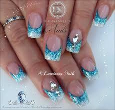 glitter acrylic nails acrylic glitter nail design ideas for women