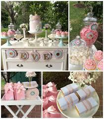 baby girl 1st birthday ideas kara s party ideas rosette themed birthday party decor