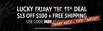 brownells black friday today only get 13 off 100 free shipping with coupon