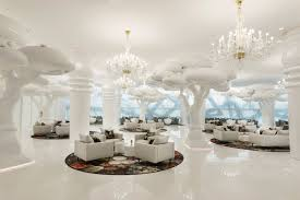 doha hotel designed by marcel wanders is maximalism at its best