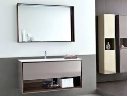 Large Mirrored Bathroom Wall Cabinets Enchanting Bathroom Wall Cabinets In Mirrored Cabinet Home With