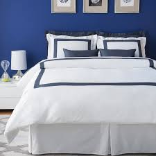 palais royaletm hotel collection duvet cover in white sweetgalas