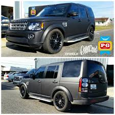 land rover matte brand new 2015 land rover lr4 getting a fresh new look thanks to