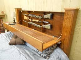 King Size Storage Headboard Concealed Storage King Size Bed By Lcsi Concealed Storage Diy