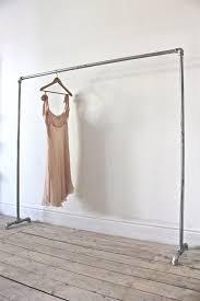 wardrobe racks extraordinary metal clothes rack rolling garment