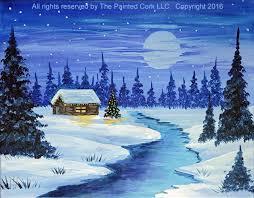 winter cabin folsom studio 11 22 winter cabin snowy special 5 3 4