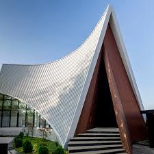 architecture and design in iran dezeen