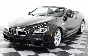 2014 bmw 640i convertible 2014 used bmw 6 series certified 640i m sport convertible
