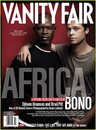 Vanity Fair Diana President Bush Punk U0027d By Vanity Fair On Behalf Of Africa The
