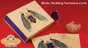 hindu wedding cards tips for selecting the ideal hindu wedding invitation my wedding