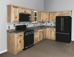 Innovative Menards Kitchen Cabinets And Hickory Cabinets Menards
