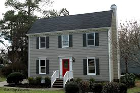 exterior paint colors main color sandy hook by benjamin moore