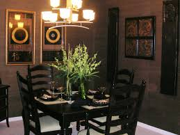 dining room elegant small asian with black walls dining room elegant small asian with black walls also white leather stools dark