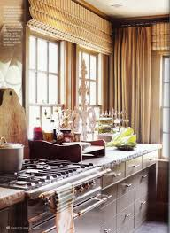Old World Style Kitchen Cabinets Interesting White Black Colors Marble Floor Features White Wooden