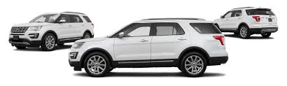 2017 ford explorer limited 4dr suv research groovecar