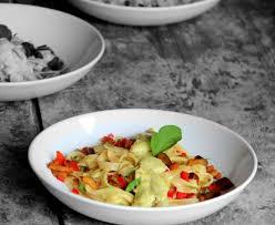 recette cuisine 3 recette tagliatelles au curry thaï cuisine