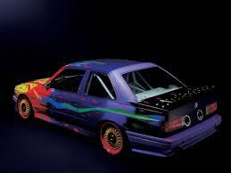 Bmw M3 1989 - bmw art car 08 ken done australia 1989 bmw m3 group a race