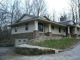 Split Level Front Porch Designs Front Porch Designs A How To Build Adding Garrison Colonial Cost