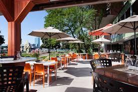Dallas Restaurants With Patios by Home Artbar Cambridge