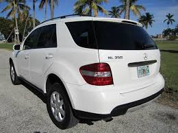 2007 mercedes suv 2007 mercedes m class awd ml 350 4matic 4dr suv in palm